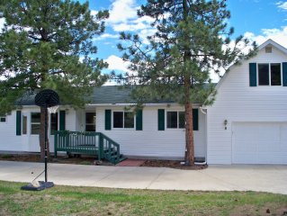 Elkhorn Mountain Country Home-Helena/Jefferson City