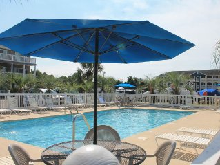 Affordable Vacation, Priceless Location - Near Beach, Golf Courses and Shopping!