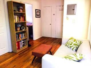 Simply Perfect 2 BR! Amazing location in the heart of the East Village!