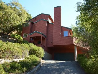 Beautiful Luxury Home in Marin, only 30 min from SF/Napa/Sonoma Wine Country