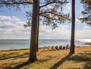 Chesapeake Bay Estate - Private Sand Beach and 30 Mile View