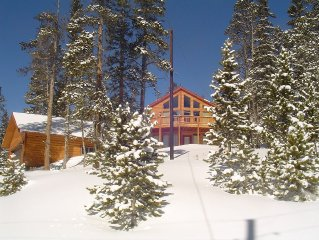 A central Colorado location with easy access to many outdoor activities.
