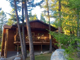 Perfect Cabin for families, couples & dogs, minutes from a soak in Hot Springs