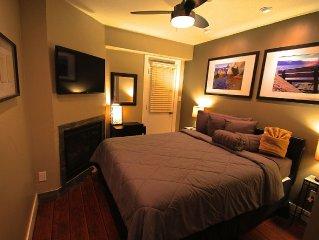 Lakeside Gondola Lodge Studio Suite With Fully Stocked Kitchenette (Sleeps 4)