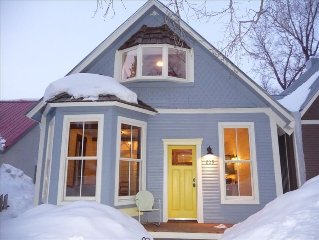 Stay in the Heart of Crested Butte's Historic District