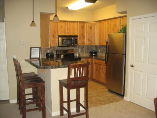 Goregeous 2 Bed, 2 Bath Condo Nestled in the Woods. Great Spring/Summer Rates!!!