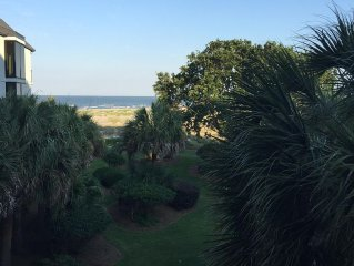 Ocean View Villa! 3BR/3B w/ 2 King, Wild Dunes! Mineral Pools! Summer Specials !
