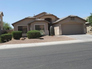 Beautiful 3 Bedroom 1 Level Home on Golf Course- Pool/Spa-