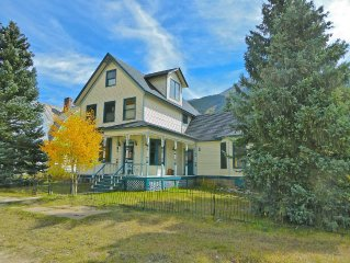 Wildflower House: Spacious & Comfortable on Silverton's Sunny Southside