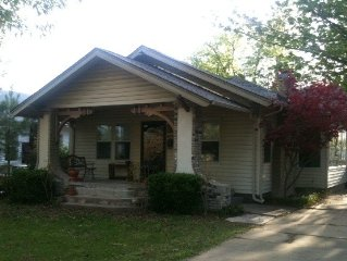 Comfortable Midtown Tulsa Home, Quiet Street Near Utica Square & Fairgrounds