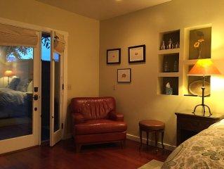 1 Room, 1 Bath Studio Suite Unit With Private Sha