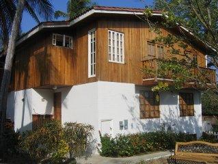 Oceanside Tropical Island Villa