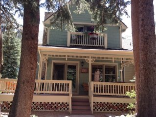 5 Star Reviews - 20 Ft. from Big Thompson River. Close to RMNP! #3227