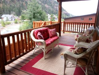 Cozy And Convenient Located On The Uncompahgre River