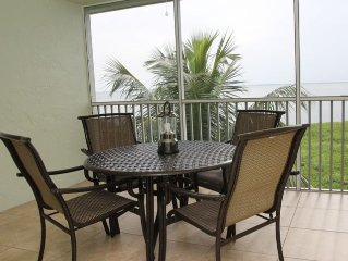 Beautiful Waterfront Condo!  5318 Bayside Villas, South Seas, Captiva FL