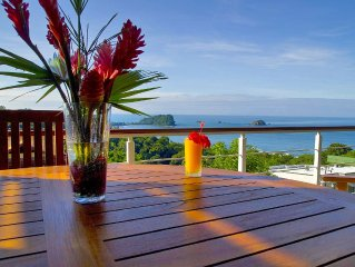 VRBO Stayed Here! Tropical Oasis with Private Chef & Extraordinary Ocean Views