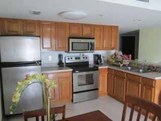 Carib Sands Condo #212 Large 3/3. Close to all am