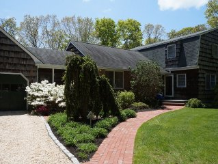 Family Friendly Retreat in an Exclusive Water Front Community