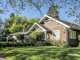 Charming house minutes from Whitman College and Walla Walla's downtown
