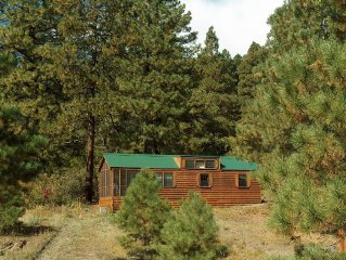 Comfortable Cabin On A Working Sheep Ranch