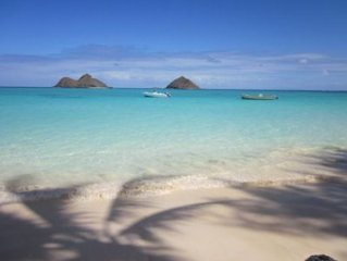 Footsteps to Hawaii's Best Beach