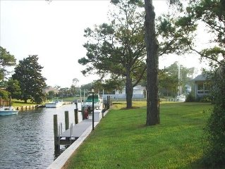 Waterfront Getaway with Deep Water Dock Off I.C.W - Bring your boat or jet skis