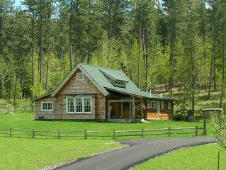 Black Hills  - Little Elk Cottage Scenic Vanocker Canyon!