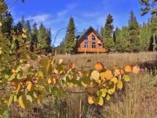 Perfect family reunion cabin, 6 bedroom, 4 bath , hot tub, sauna, wifi