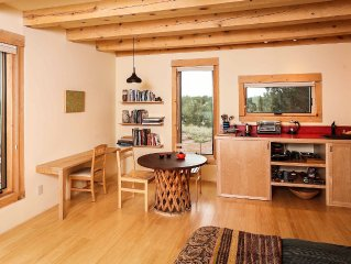 Peaceful Studio With 360º Views, Starry Nights An