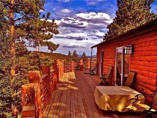 Fawn Haven Cabin In Bailey Colorado