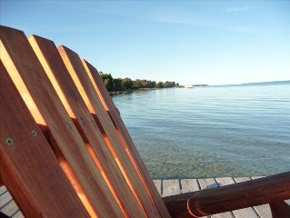 On West Grand Traverse Bay -Private Carriage House -Sleeps 4