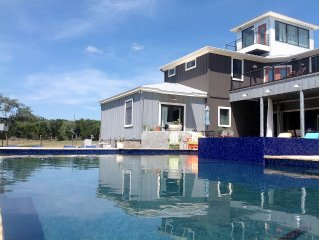 Guest House Close To Town With Pool, Hot Tub And Incredible Views