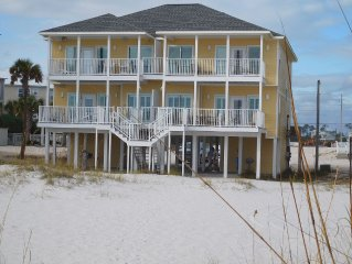 Sandbox Perfect Beachhouse w/ Pool: Staycation, work, home school: Reserve 2021