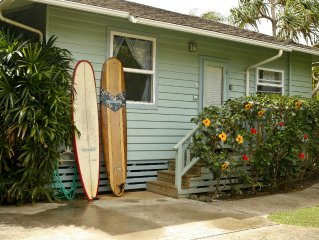 Maui Winds II Permit # STPHT2013/0019 - Charming home on Maui's north shore.