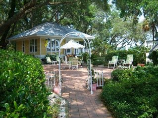A Cozy Cottage-Marshview,Private Pool, Beach 6 Miles