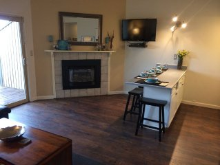 Remodeled Great Mt. Bachelor Village Condo
