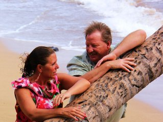 Beachfront on the longest beach on Maui - 2 BR/2 BA Sleeps 6