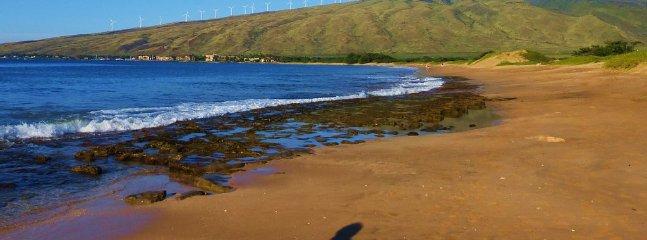 Looking Back at Condo from Sugar Beach