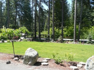 The Tennison Lodge! Near Lake Cle-Elum and all your outdoor adventures.Wifi!