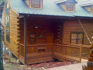 3 Bedroom Cabin in the Heart of Branson