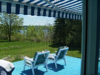 Escape to 'The Cottage' to swim, boat, fish or sight-see in Leelanau!!