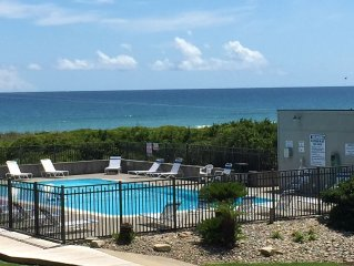 Beach and Pools are OPEN! Updated Southwinds Beach Condo with amazing views!
