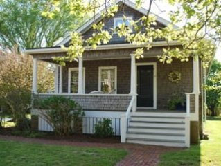 House in Town: Walk to Beaches, Main St. & Bakery!