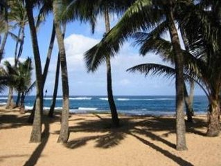 Serene Partial Oceanview Condo in Paia 150 Yards  from Private Beach