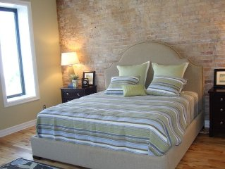 The New Yorker - Amazing Loft Condo Downtown South Haven