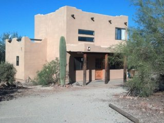 Western Casita * base of Superstition Mountain on 1.25 acres