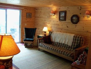 2 Rental Suites on 37 acres of Door County meadow & forest
