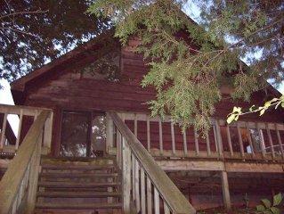 Lakefront Cottage on Lake Petenwell, Wisconsin