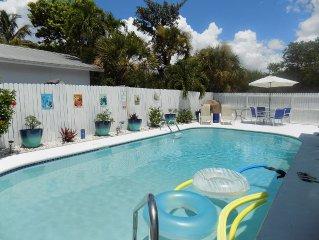 Affordable 3/2 Near Beach Pool Home!