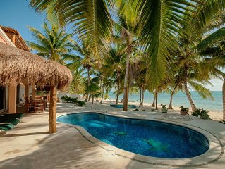 Casa Rosa - Crystal Sand Exquisite Beach & Idyllic Pool